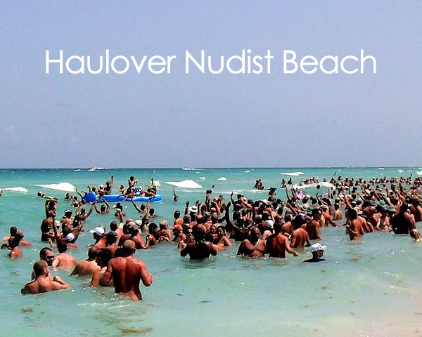 Haulover Nudist Beach
